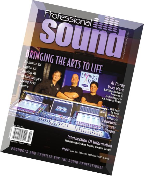 Professional Sound February 2016